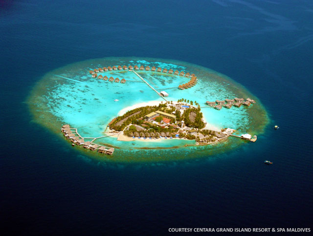 Centara Hotel Resort Maldives