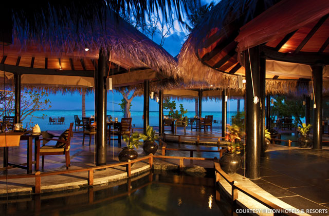 Hilton maldives to cater booming chinese tourists for Hilton hotels in maldives