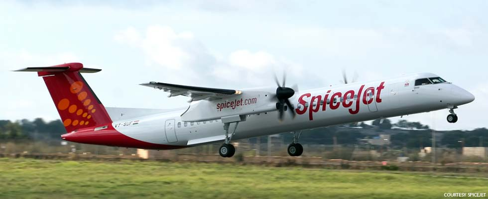 SpiceJet to start flights from Kochi and Trivandrum to Malé