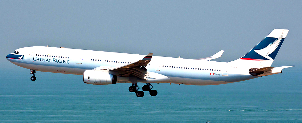 Cathay Pacific To Begin Flights