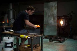 Soneva Glass Studio