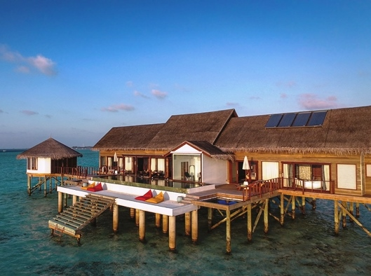 OZEN by Atmosphere at Maadhoo opens new premium Over-Water Suite