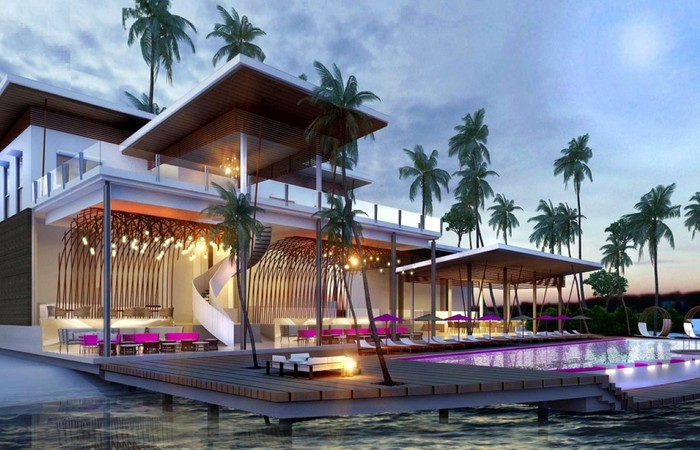 LUX* to open second Maldives resort in November