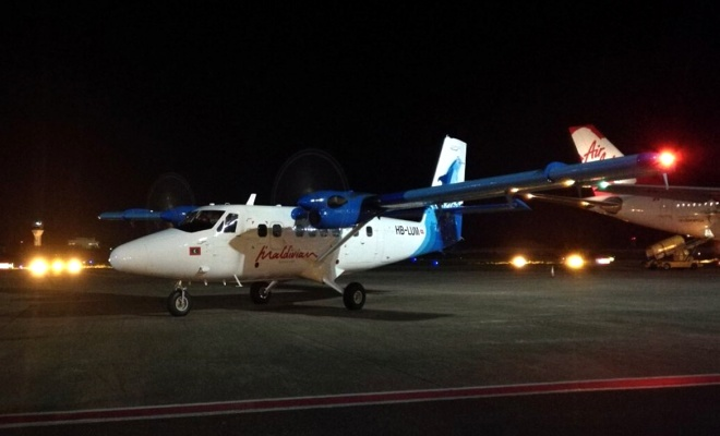 Maldivian adds 10th seaplane, plans further expansion