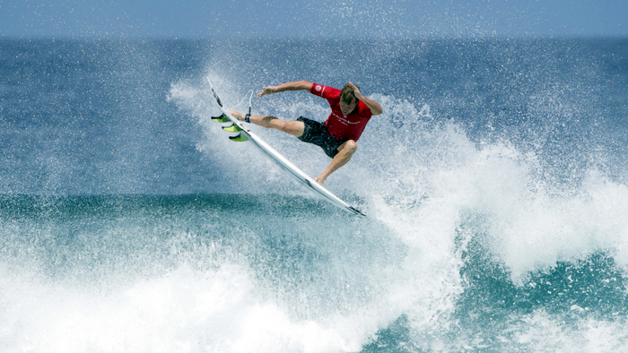 Burrow set to return to defend Four Seasons Maldives Surfing Champions Trophy