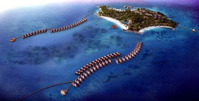 Hard Rock's first Maldives resort in Emboodhoo lagoon to have Cafe Del Mar beach club