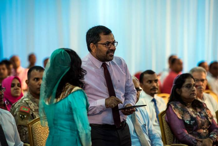 Maldives experts, stakeholders come together to discuss tourism security
