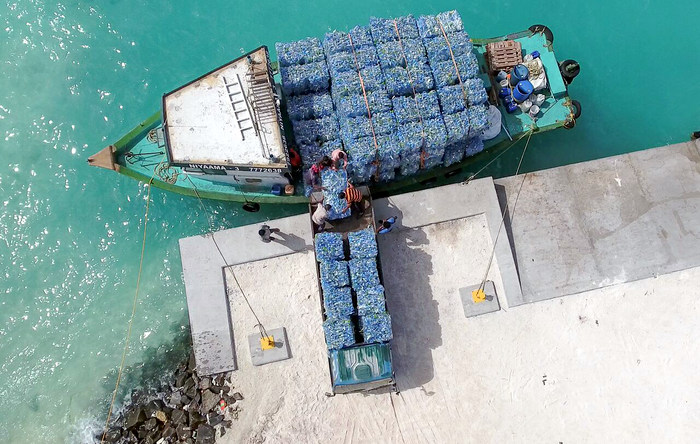Maldives to benefit from global partnership to protect islands from ocean plastic