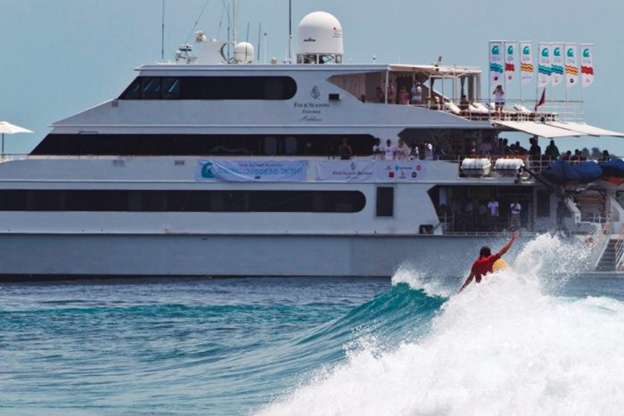 US, Brazil world champions to compete in Four Seasons Maldives Surfing Champions Trophy