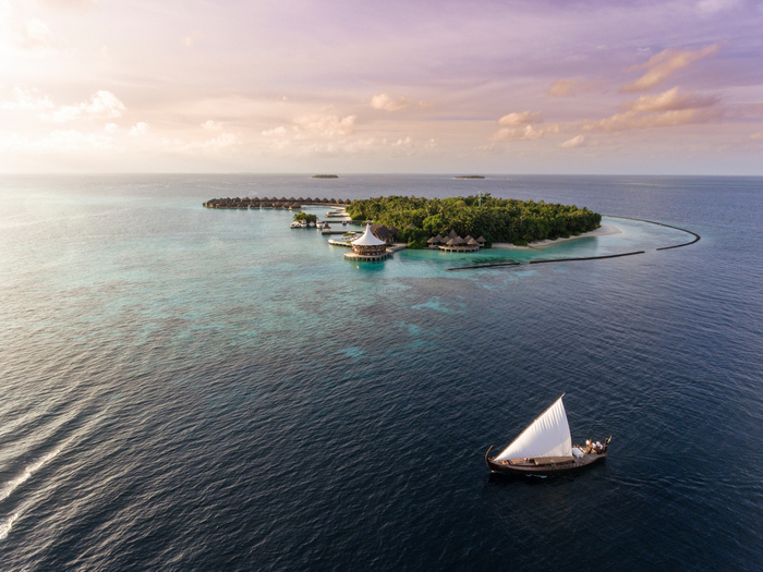 Baros Maldives wins World's Most Romantic Resort award for fifth time