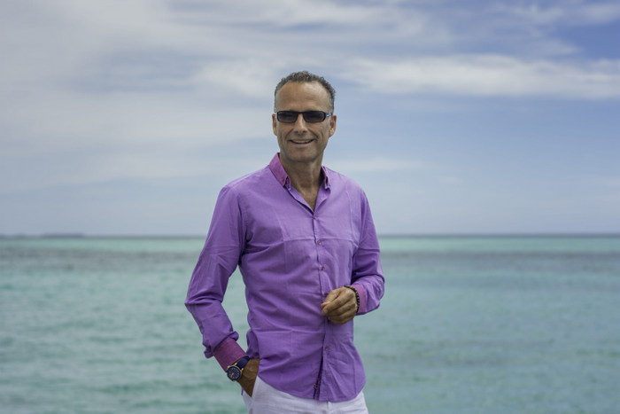 Markus Iseli on taking 'Lighter, Brighter' luxury to new level with LUX* North Male Atoll