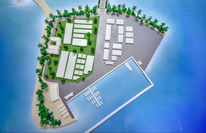 Bidding open for Maldives first integrated guesthouse island