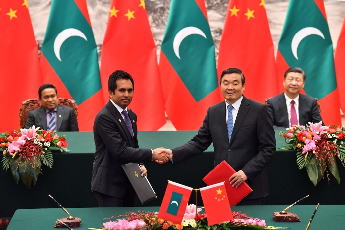 MATATO endorses Maldives free trade pact with China, says will 'greatly benefit' tourism
