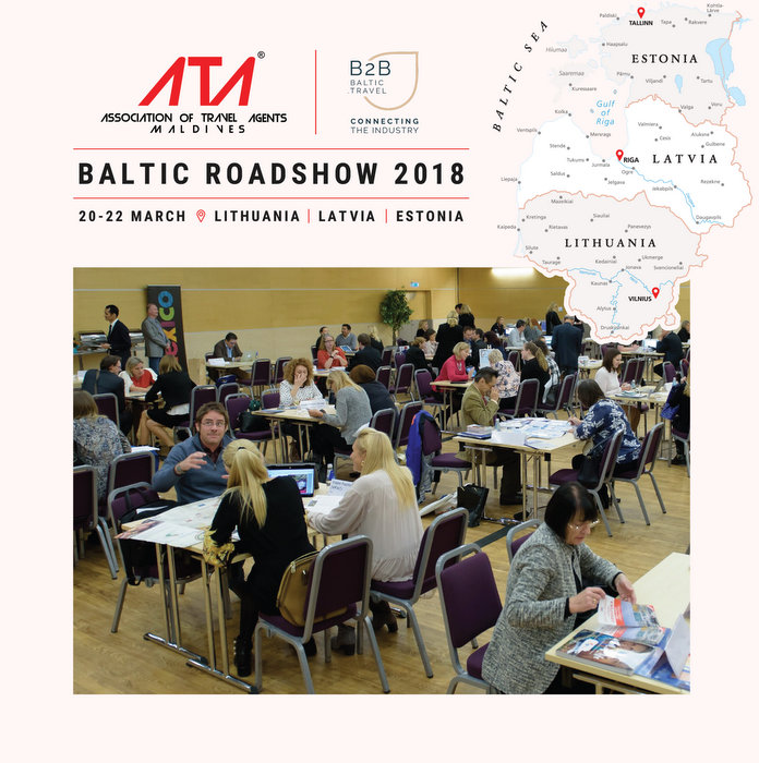 ATA opens registration for first Maldives Baltic Roadshow