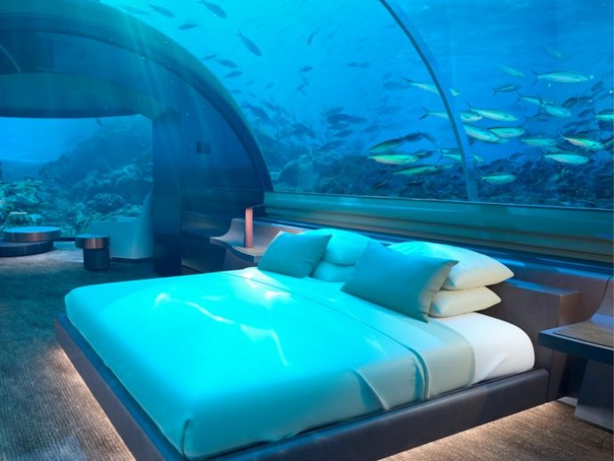 Conrad Maldives Announces World S First Undersea Residence The