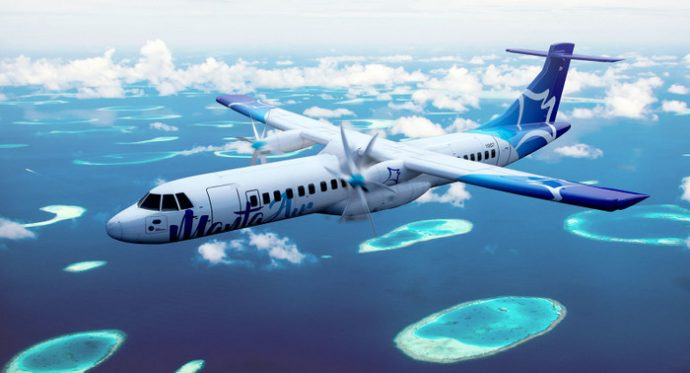 New Maldives domestic airline Manta Air to launch in October