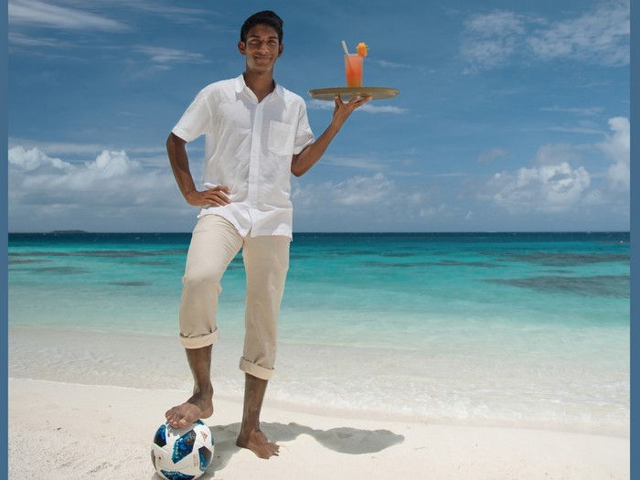 World Cup fever kicks off at Coco Collection resorts