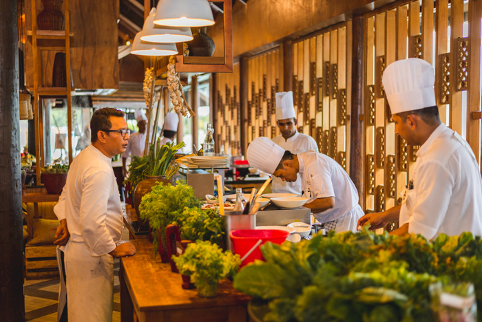 LUX* South Ari Atoll hosts Super Chef competition to select team for Hotel Asia culinary challenge