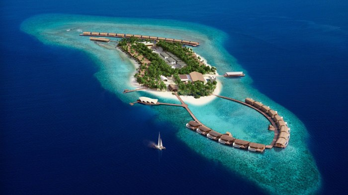 The Westin Maldives Miriandhoo Resort gears up for October 2018 opening