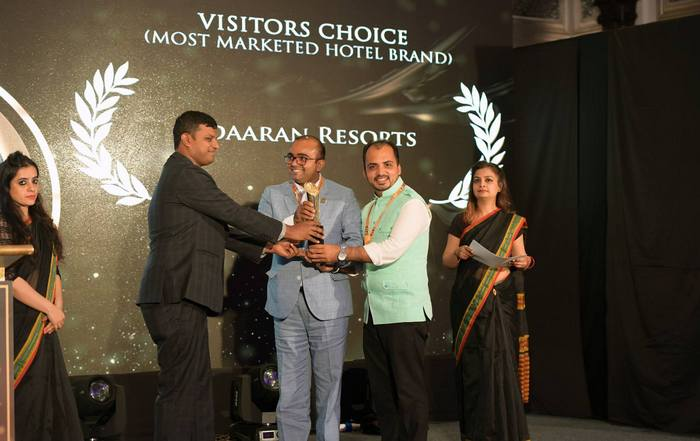 Adaaran Resorts Maldives defends Most Marketed Hotel Brand title at South Asian Travel Awards