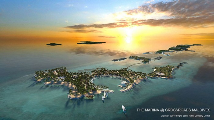 The Marina @ CROSSROADS: Maldives' first integrated lifestyle destination