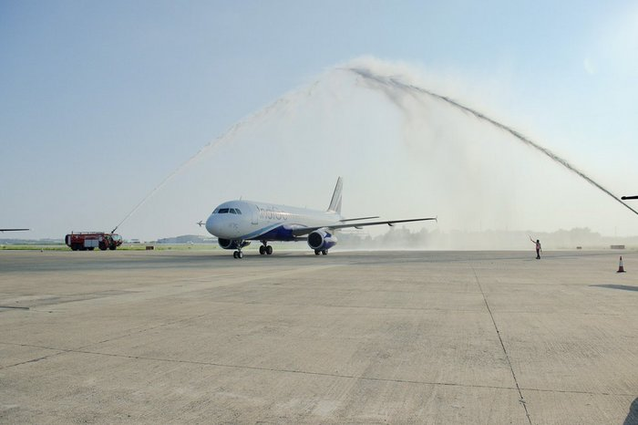 Indian low-cost carrier IndiGo begins Maldives service
