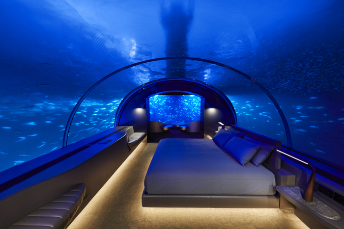 Conrad Maldives opens world's first undersea residence, THE MURAKA
