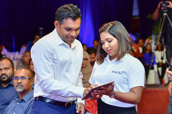 Revolutionising Maldives' domestic flying experience, Manta Air launches brand