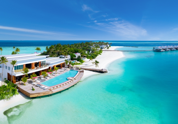 LUX* North Male Atoll: A new perspective on luxury in Maldives