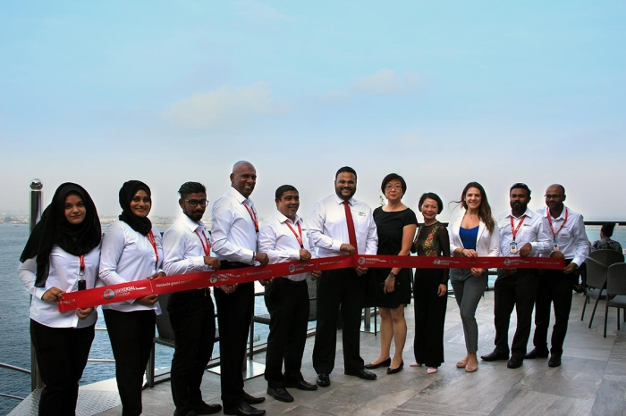 Universal Aviation Maldives celebrates opening, set to enhance private jet experience in Maldives