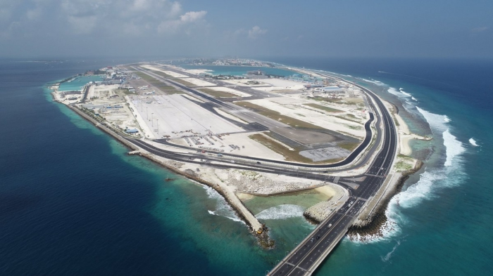 Maldives says resources deployed to ramp up main airport development