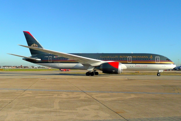 Royal Jordanian to operate weekly charter service to Maldives in Sept, Oct 2019