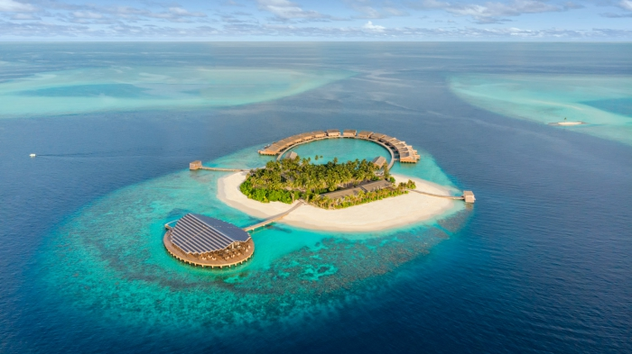 Kudadoo Maldives Private Island wins Condé Nast Traveler 2019 Hot List recognition