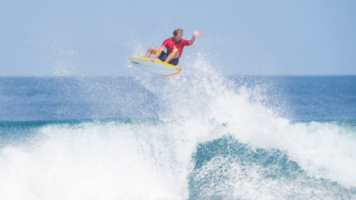 Reigning champion Josh Kerr to return to Four Seasons Maldives Surfing Champions Trophy 2019