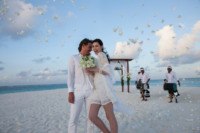 Turn your dream romantic celebration into reality at Hideaway Beach Resort