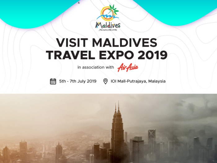 MMPRC teams up with AirAsia to host first Visit Maldives Travel Expo in Malaysia