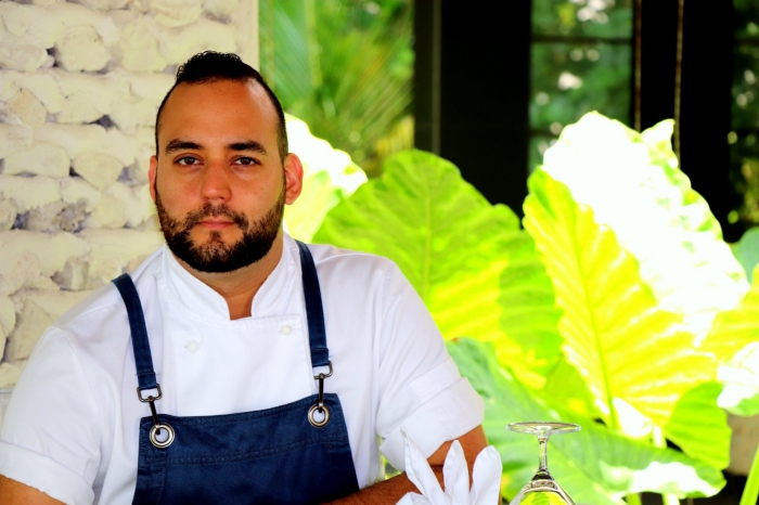 Kandolhu Maldives appoints David Napier as Executive Chef