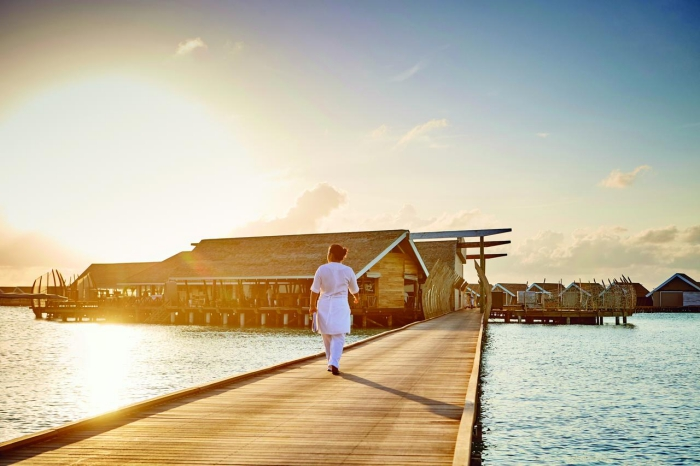 American influencers visit Maldives to promote tourism