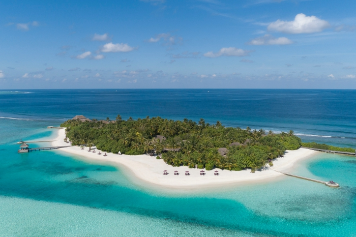 'An island to call your own', exclusive private retreats at Naladhu Private Island Maldives
