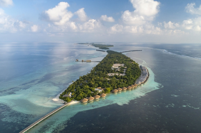 The Residence by Cenizaro's second Maldives resort, The Residence Maldives at Dhigurah opens