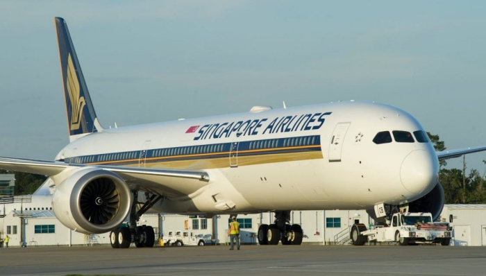 Singapore Airlines to deploy new 787-10 Dreamliner on Maldives service