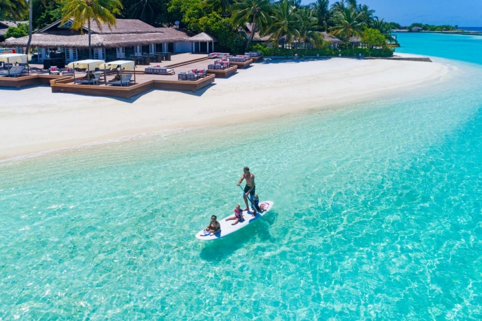 Sheraton Maldives revamps family offering as part of $20 mln upgrade