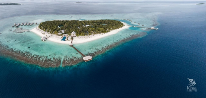 Kihaa Maldives unveils new Beach Suite with Infinity Pool