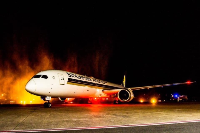 Singapore Airlines deploys new 787-10 Dreamliner on Maldives service