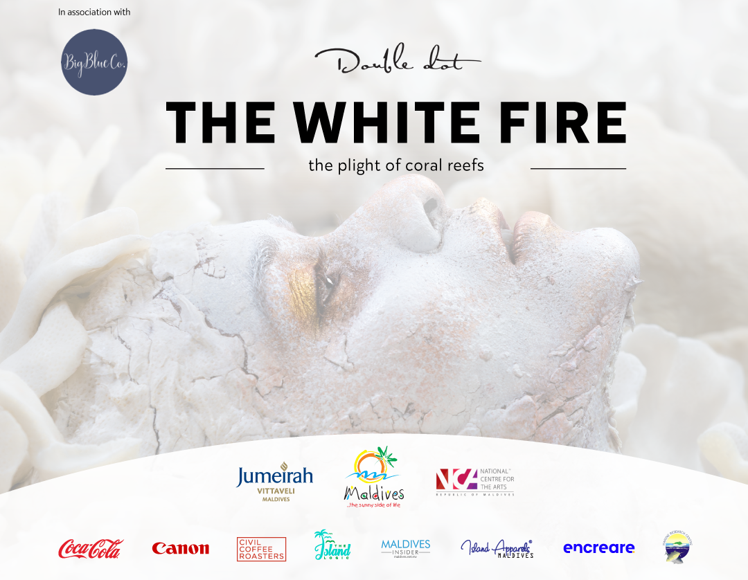 Award-winning photographer Double Dot to host 'The White Fire' interactive photography exhibition
