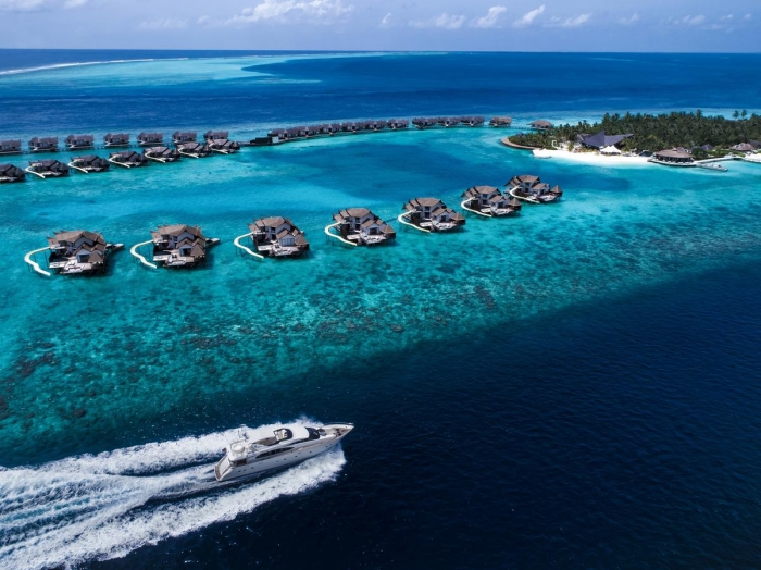 Jumeirah Vittaveli celebrates year of industry recognitions