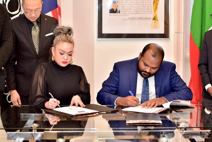 Maldives inks deal with Limkokwing University to train locals for tourism jobs