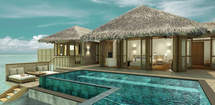 Gili Lankanfushi reopens with new design concept