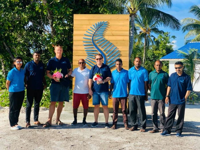 South Palm Resort opens, boosts tourism in Maldives south