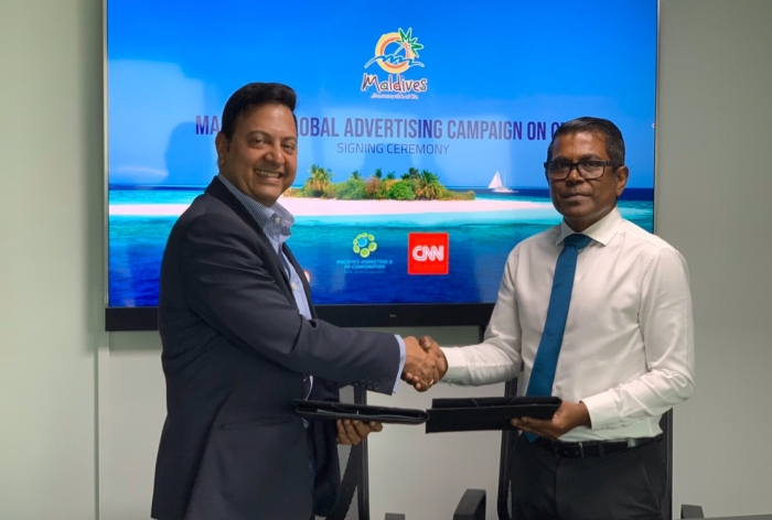 Maldives launches global tourism advertising campaign on CNN
